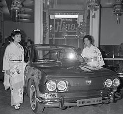 Времена, когда японские автомобили считались жалкими копиями европейских и американских, прошли четыре десятилетия назад